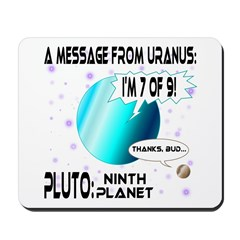 Message from Uranus Mousepad