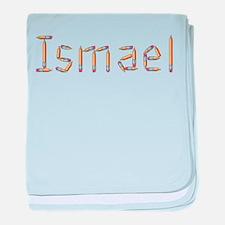 Ismael Pencils baby blanket