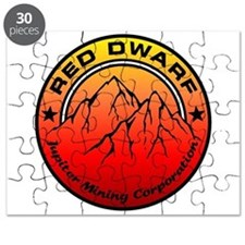 Red Dwarf Puzzle