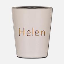 Helen Pencils Shot Glass