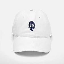 Vintage Hockey Goalie Mask (dark) Baseball Baseball Cap