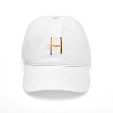 H Pencils Baseball Cap