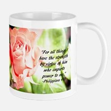 Philippians Rose Mug