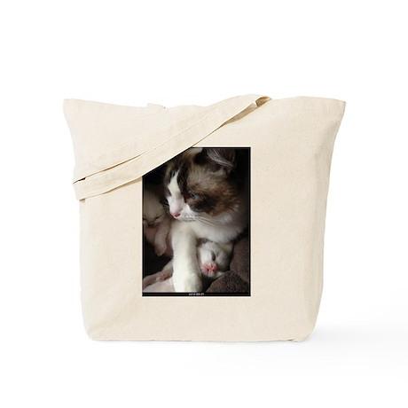 Ragalicious Ragdolls Tote Bag