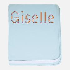 Giselle Pencils baby blanket