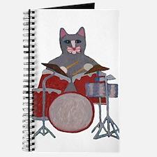 Cat Drummer Journal