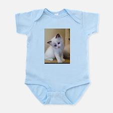 Ragalicious Ragdoll Kitten Infant Bodysuit