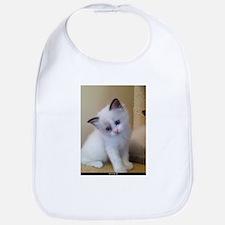 Ragalicious Ragdoll Kitten Bib
