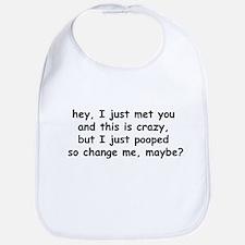 change me, maybe? Bib