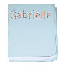 Gabrielle Pencils baby blanket