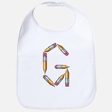 G Pencils Bib