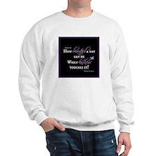 Beautiful Day with Kindness Sweatshirt