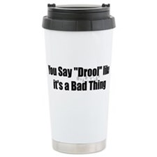 Drool Travel Mug