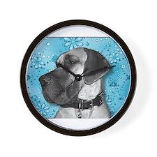 hannah profile edit.PSD Wall Clock