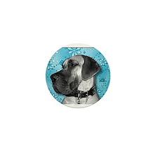 hannah profile edit.PSD Mini Button (100 pack)