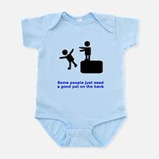 Good Pat On The Back Infant Bodysuit