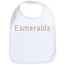 Esmeralda Pencils Bib
