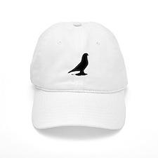 West Pigeon Silhouette Baseball Cap
