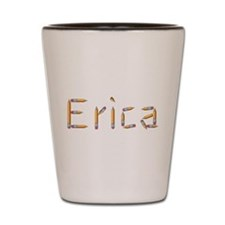 Erica Pencils Shot Glass