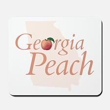 Georgia Peach State Mousepad