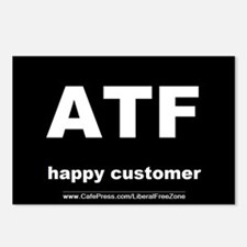 ATFwob10.PNG Postcards (Package of 8)