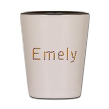 Emely Pencils Shot Glass