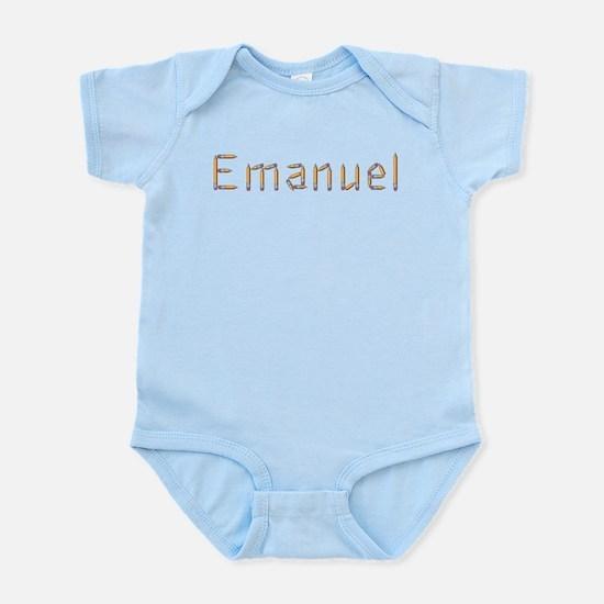 Emanuel Pencils Infant Bodysuit