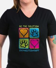 Be The Solution Squares Shirt