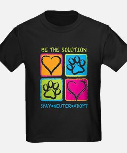 Be The Solution Squares T