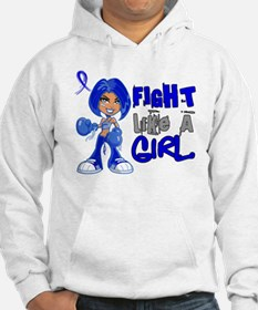 Licensed Fight Like a Girl 42.8 Hoodie