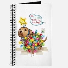 Yule Dog Journal