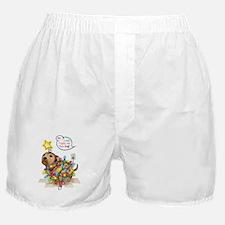 Yule Dog Boxer Shorts