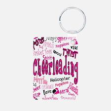 cheerleading Keychains