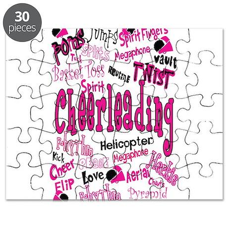 cheerleading Puzzle