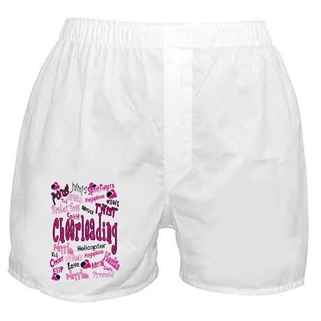 cheerleading Boxer Shorts