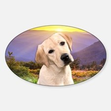 Labrador Meadow Decal