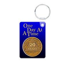 29-Year Chip Keychains