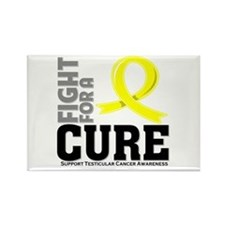 Testicular Cancer Fight For A Cure Rectangle Magne