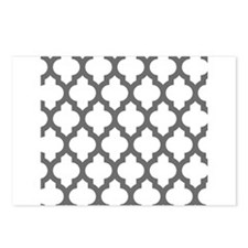 Moroccan Collection - Grey Postcards (Package of 8