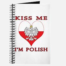 Kiss Me I'm Polish Journal