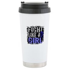 Fight Like a Girl 31.8 CFS Travel Mug