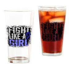 Fight Like a Girl 31.8 CFS Drinking Glass