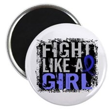 Fight Like a Girl 31.8 CFS Magnet