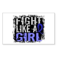 Fight Like a Girl 31.8 CFS Decal