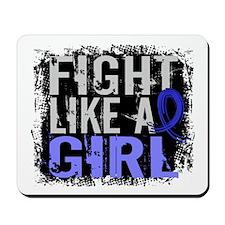 Fight Like a Girl 31.8 CFS Mousepad