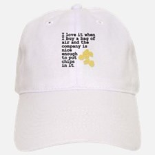 Buying a bag of air Baseball Baseball Cap