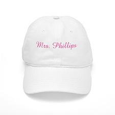 Mrs. Phillips Baseball Cap
