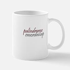 Palindrome Mug