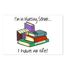 Nursing School Postcards (Package of 8)
