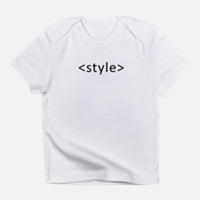 Style Open Dark Infant T-Shirt